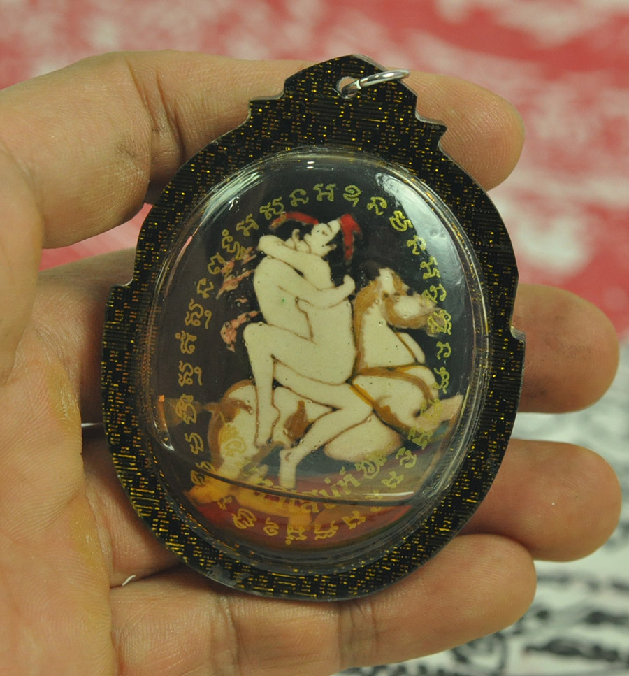 Powerful sex love attraction Thai Amulet Lucky Love Charm Attract