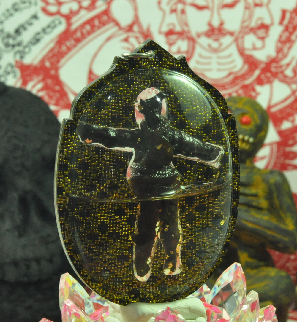 Doll-amulet of threads