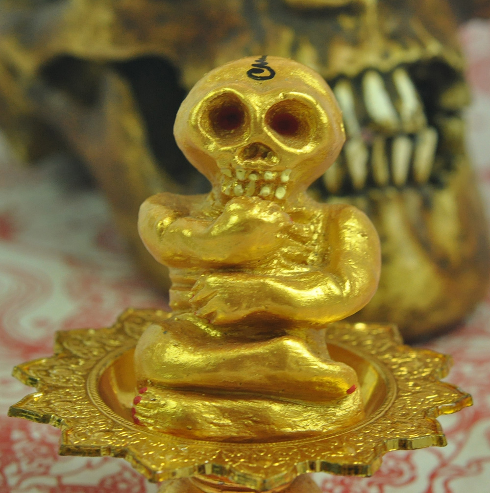 Prai Tong Ghost King Occult thai Khmer magic Lover charm sex