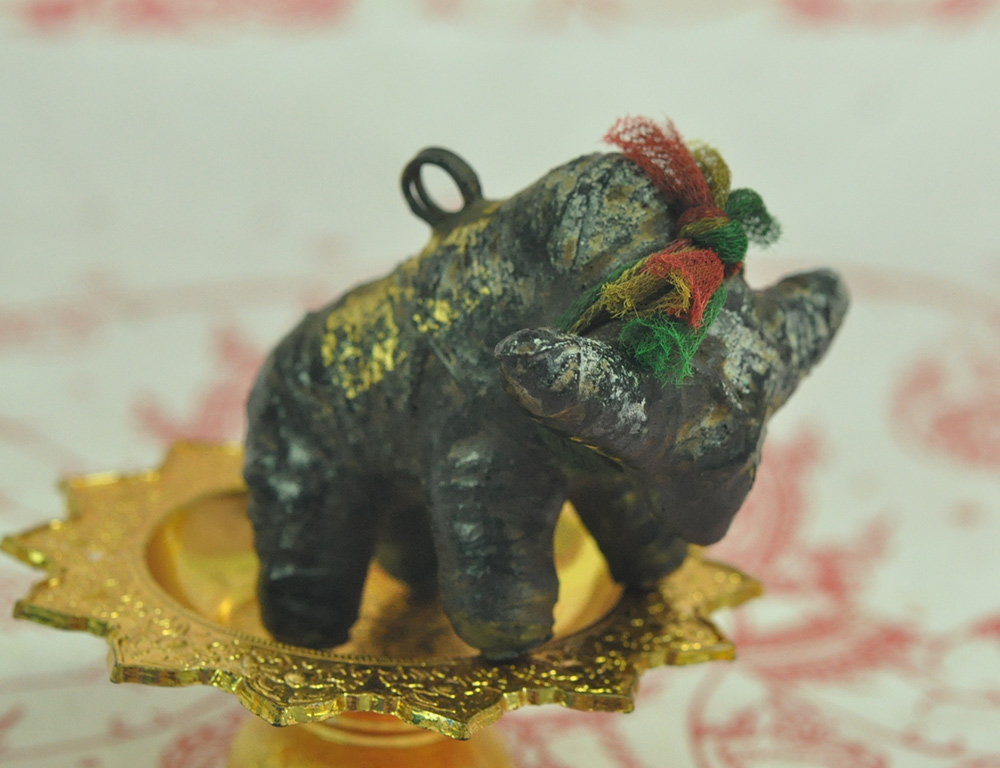 Magic Bull Deity Thai Amulet Powerful Protect wicca witch